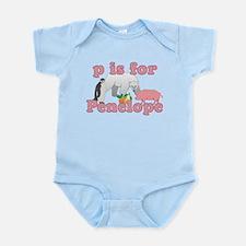 P is for Penelope Infant Bodysuit
