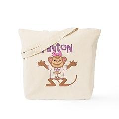 Little Monkey Payton Tote Bag