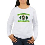 Republic of Rhodesia Women's Long Sleeve T-Shirt