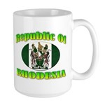 Republic of Rhodesia Large Mug