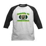 Republic of Rhodesia Kids Baseball Jersey