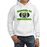 Republic of Rhodesia Hooded Sweatshirt