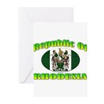 Republic of Rhodesia Greeting Cards (Pk of 20)