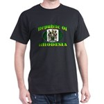 Republic of Rhodesia Dark T-Shirt