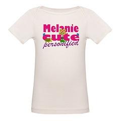 Cute Melanie Tee