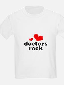 doctors rock (red/black) T-Shirt