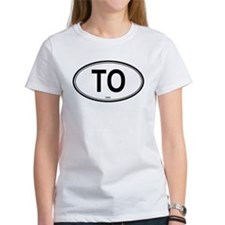 Tonga (TO) euro Tee