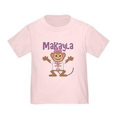 Little Monkey Makayla T