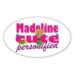 Cute Madeline Decal