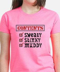 Funny Sports © Contents Tee