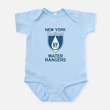 NY Water Rangers Infant Super Hero Suit