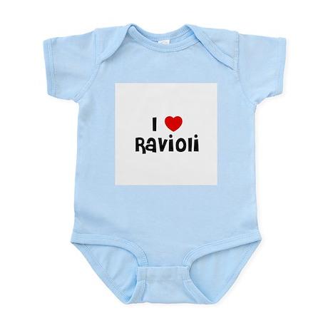 I * Ravioli Infant Creeper