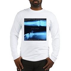 Motorcycle awareness x-ray Long Sleeve T-Shirt
