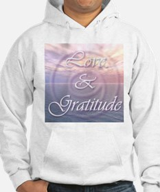 Love and Gratitude Jumper Hoody