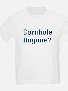 Cornhole Anyone? T-Shirt