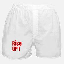 Rise UP! Boxer Shorts