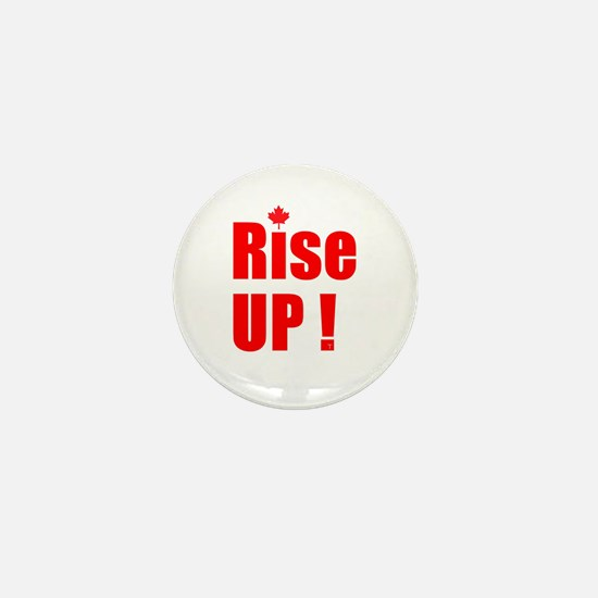 Rise UP! Mini Button