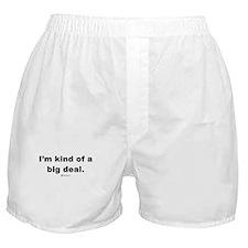 Big Deal -  Boxer Shorts