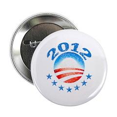 Obama 2012 with Stars 2.25