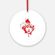 Cosette Canada Ornament (Round)