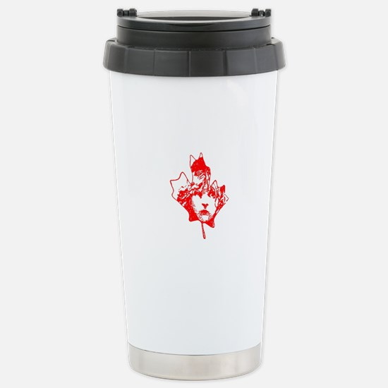 Cosette Canada Stainless Steel Travel Mug