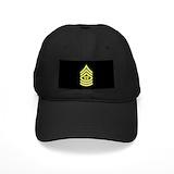 Command sergeant major Black Hat