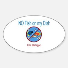 Funny Allergies Decal