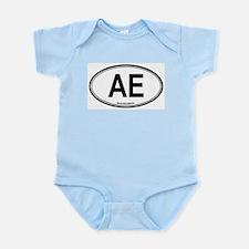 United Arab Emirates (AE) eur Infant Creeper
