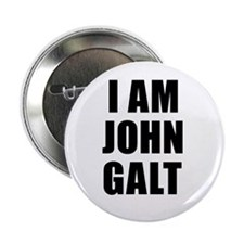 "I Am John Galt 2.25"" Button"