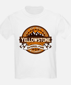 Yellowstone Golden T-Shirt