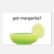 Funny Got Margarita? Postcards (Package of 8)