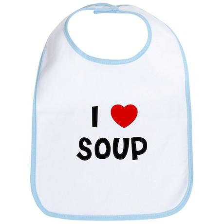 I * Soup Bib