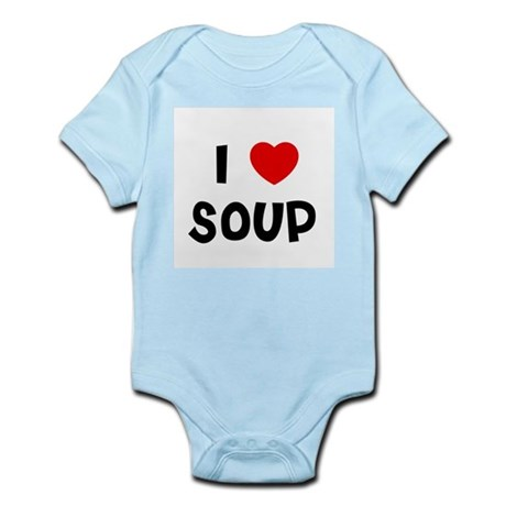 I * Soup Infant Creeper