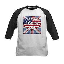USA OVER UK Tee