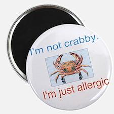 "Cool Food allergy 2.25"" Magnet (100 pack)"