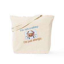Cool Shellfish allergy Tote Bag