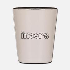 The Moors Shot Glass
