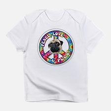 Cool Pug Infant T-Shirt