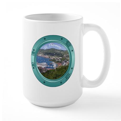 St Thomas Large Mug