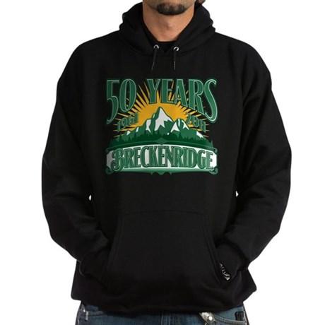 Breckenridge Green Mountain Hoodie (dark)