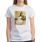 English Trumpeter Yellow Sadd Women's T-Shirt