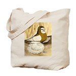 English Trumpeter Yellow Sadd Tote Bag
