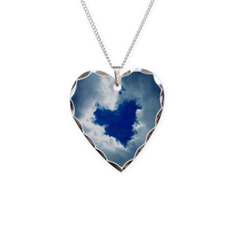 Livin' The Dream Necklace Heart Charm