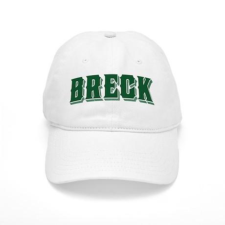 Breckenridge Since 1859 Green Cap