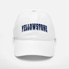 Yellowstone Old Style Blue Baseball Baseball Cap