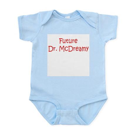 Future Dr. McDreamy Infant Creeper