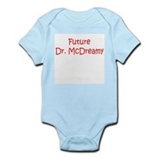 Future Dr. McDreamy Infant Creeper
