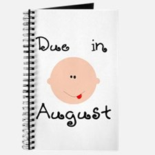 Due in August Journal