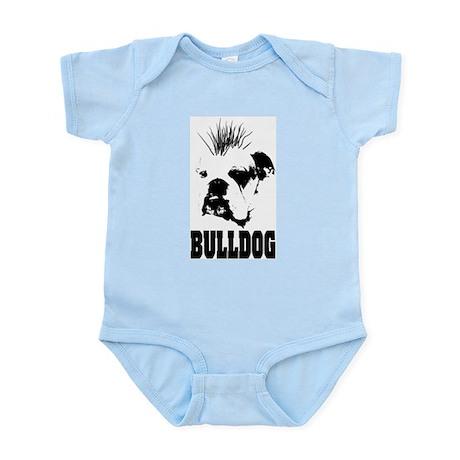 Infant Bulldog Onesie