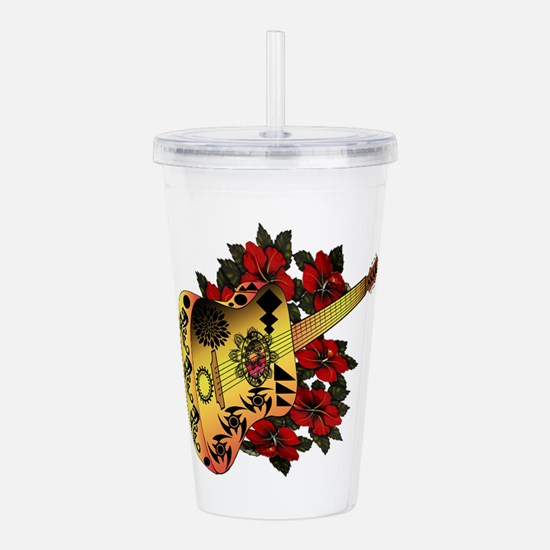 ISLANDS OF LOVE Acrylic Double-wall Tumbler